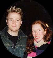 Susan & Nicky Byrne, 2003