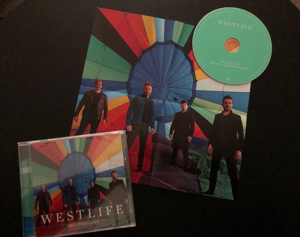 Westlife - Hello My Love - January 2019 - westlifeweb com